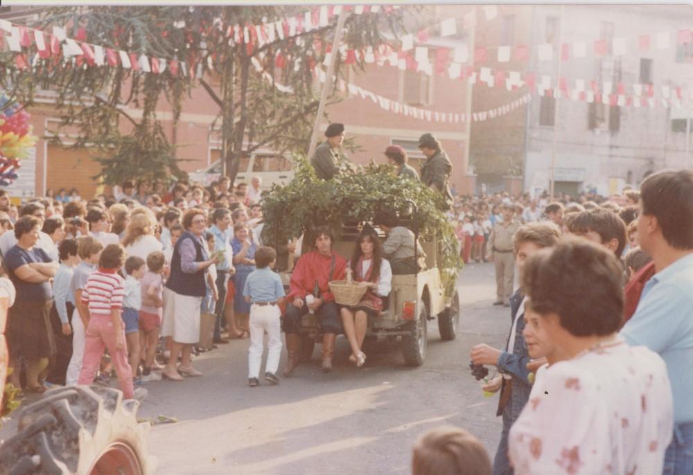 Capena Vendemmiale 1983,