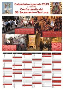 calendario capenatebis 2013
