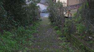 Via 25 Luglio, ingresso da Via Silla