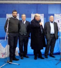 Luca Gramazio, eletto alla Regione, Ristich, Domenico Gramazio, Tommaso Luzzi