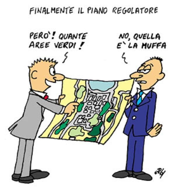 Piano regolatore