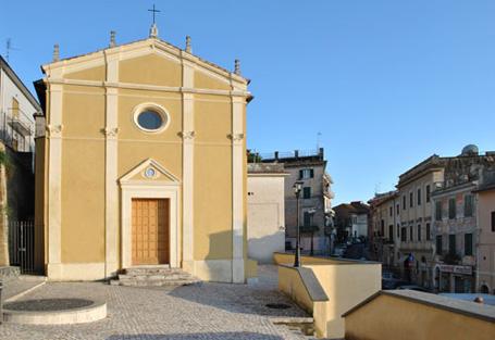 Chiesa San Antonio Abate Capena